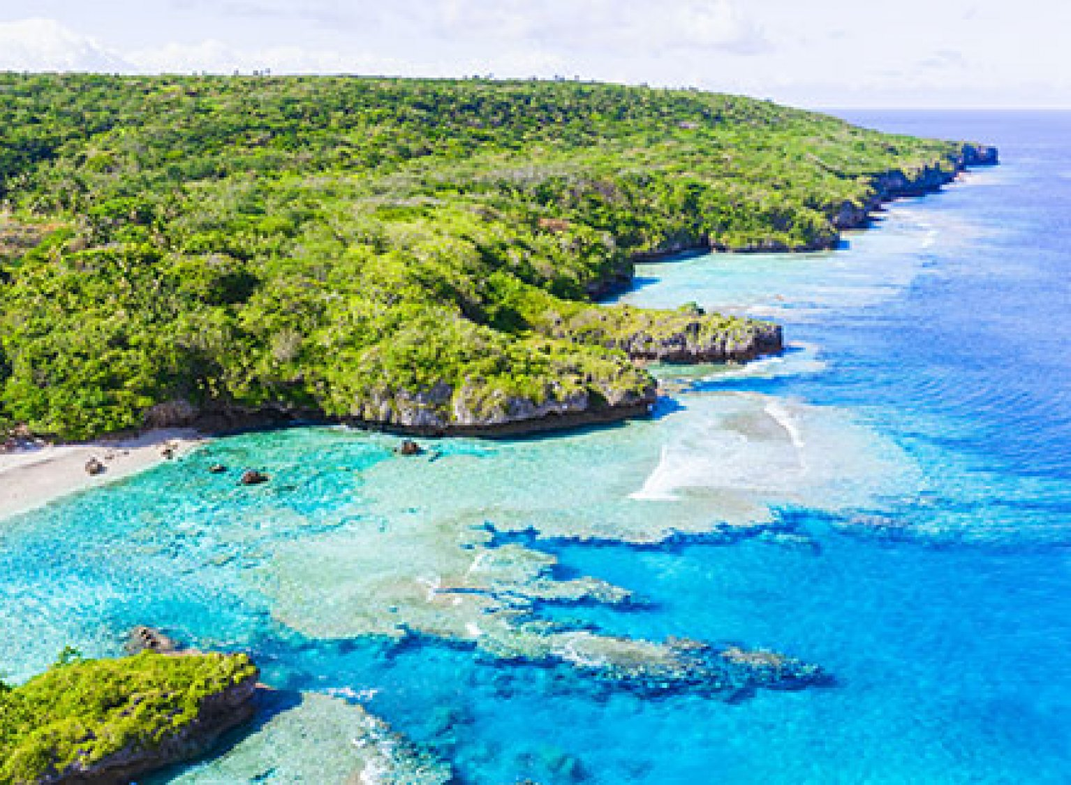 Getting to Niue