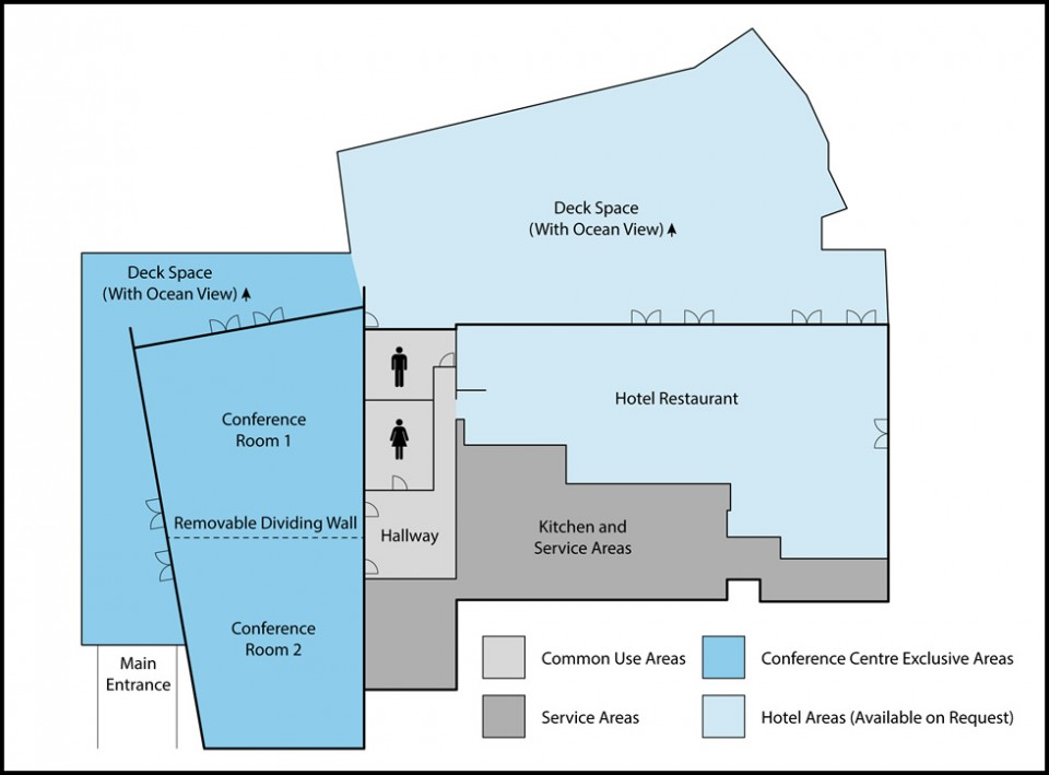 Matavai Conference Centre Niue Layout